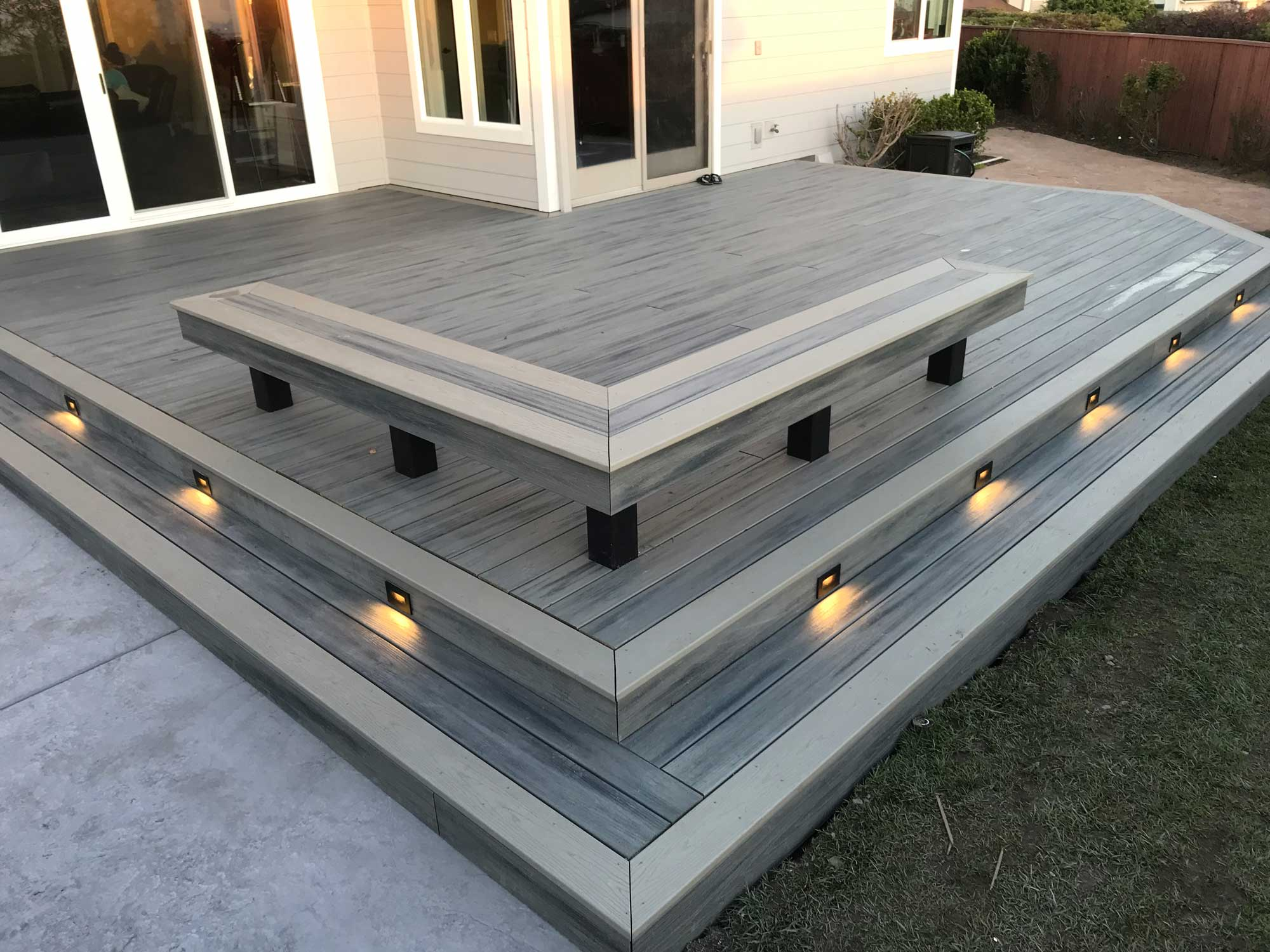 Folsom, California Deck Builder
