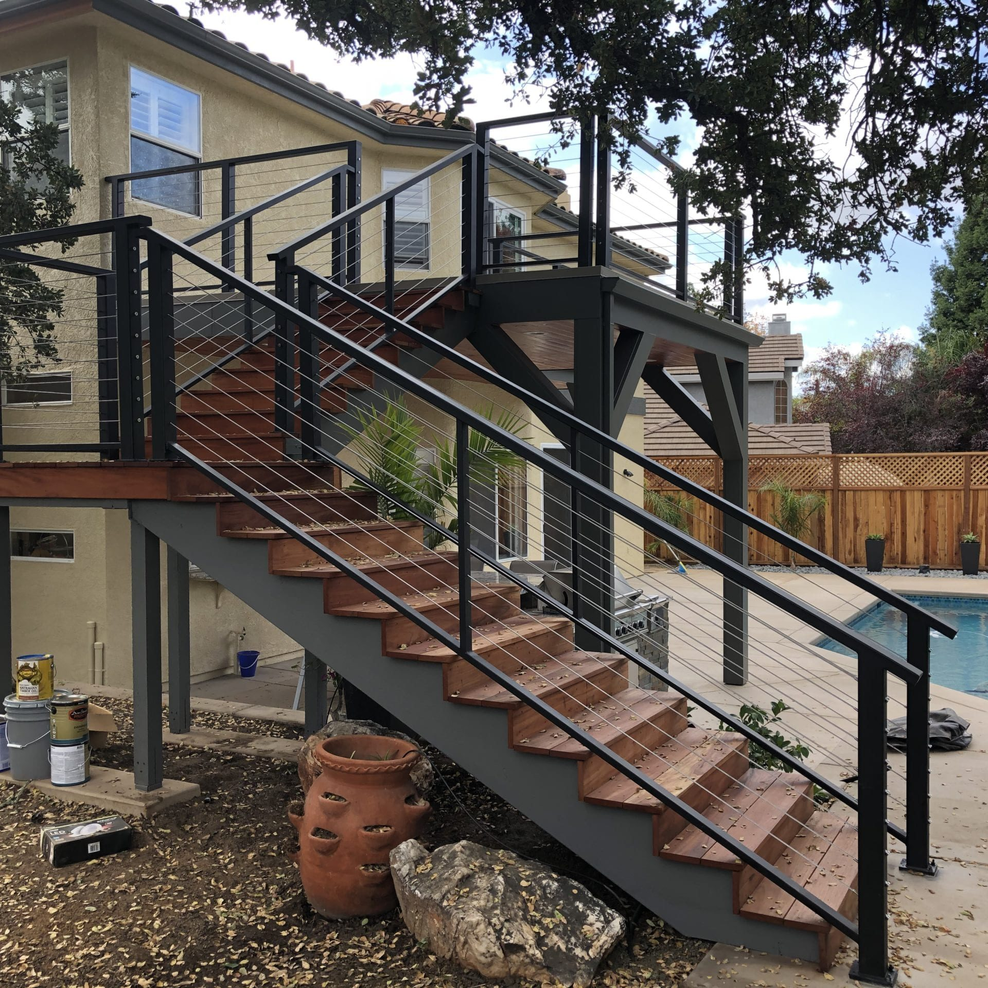 Folsom, California Deck Builder